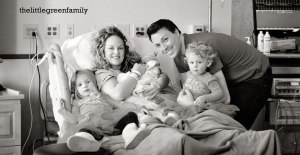 The Little Green Family