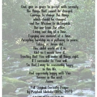 Prayer for Grace and Serenity