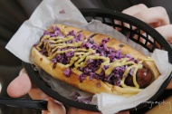 Gourmet hotdogs
